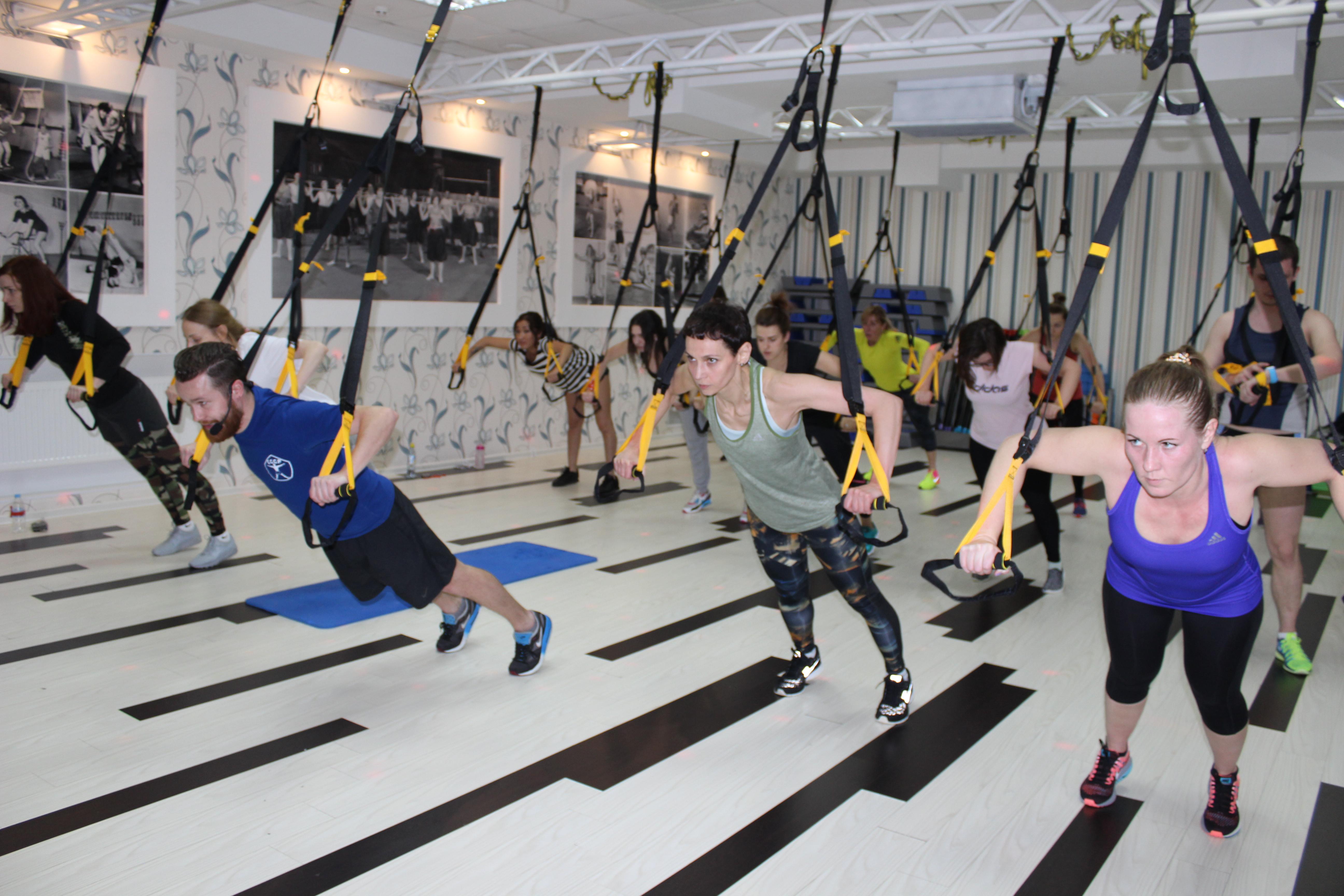 Фитнес и йога смоленск